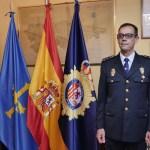 Cruz al Mérito Policial, al policía que arriesgó su vida por salvar a una mujer de morir ahogada en Ibias