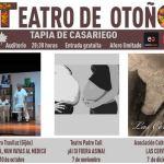 Teatro de Otoño en Tapia de Casariego