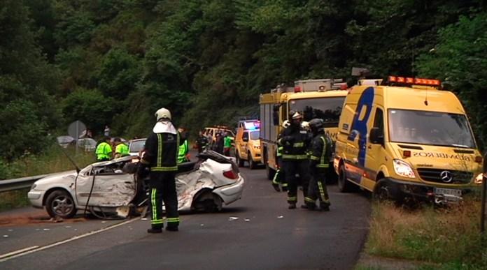 Piden 4 años de cárcel para el conductor del accidente en el que fallecieron tres jóvenes de Tineo en Cangas en 2018 3