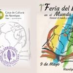 Primera 'Feria del Libro en el Mundo Rural', en Navelgas