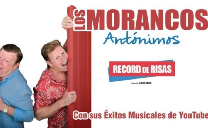 Antónimos de Los Morancos
