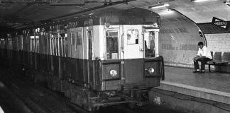 Metro madrid centenario