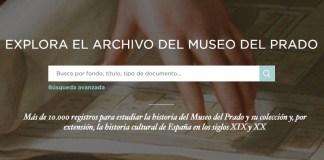 Telefónica y Museo del Prado. Digitalización archivos