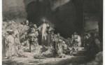 Grabados de Rembrandt