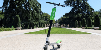 lime patinetes electricos madrid