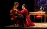 La disputa en el Teatro Cofidis Alcázar