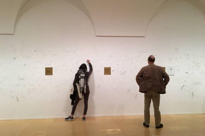 Luis Camnitzer en el Museo Reina Sofía