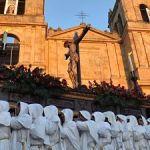 Procesion cristo del amor y la paz Salamanca