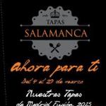 Restaurantes con las  tapas de Madrid Fusion en Salamanca 2015