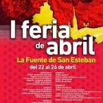 Feria de Abril en la Fuente de San Esteban 2015