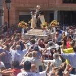 Fiestas San Roque Macotera 2015