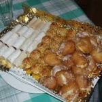 Dulces tipicos de Salamanca en el Dia de los Santos