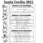 Fiesta Santa Cecilia Villamayor 2015