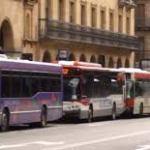 Nuevo servicio autobus Buho en Carbajosa 2015 2016