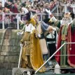Cabalgata de Reyes Magos Gijon 2016