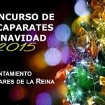 Concurso de escaparates de Navidad en los Villares 2015 2016