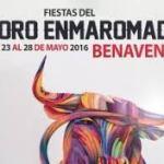 Programa Fiesta Toro Enmaromado Benavente 2016