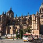 Nuevos aseos en la Catedral de Salamanca 2016