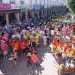 Fiestas La Visitación Fuentesauco 2016