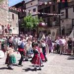 Fiestas de Mogarraz Agosto 2016