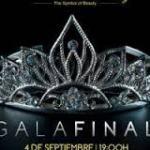 Final Miss Turismo Castilla León Salamanca 2016