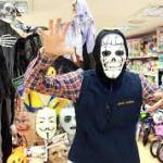 El Comercio de Salamanca apuesta por Halloween 2016