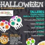 Halloween en el Centro Comercial El Tormes 2016