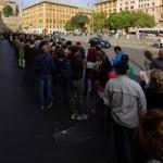 Miles de salmantinas/os se desplazan el día 27 de Noviembre a Valladolid