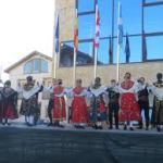 Fiesta de las Aguedas Villares de la Reina 2017