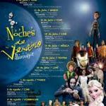 Programa Noches de verano Villamayor de la Armuña 2017