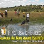Fiestas San Juan Hinojosa Duero 2017