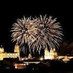 Horario Fuegos Artificiales Septiembre Salamanca 2017 🎆