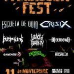 Festival música Metal y Rock Salamanca 2017