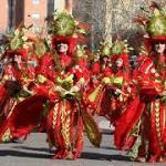 Programa Carnaval de calle Valladolid 2018