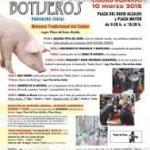 Programa Feria de Botijeros Ciudad Rodrigo 2018