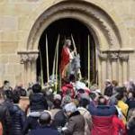 Procesión la Borriquilla Soria 2018