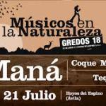 Festival Músicos en la Naturaleza 2018