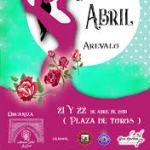 Programa Feria de Abril Arévalo 2018