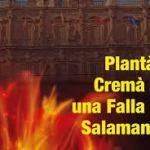 Ver las Fallas en Salamanca 2018