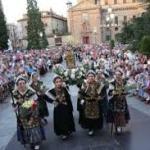 Procesión Virgen de la Vega Salamanca Mayo 2018