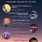 Noches de verano Castellanos de Moriscos 2018