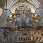 Ciclo de órgano Catedral Nueva Salamanca 2018