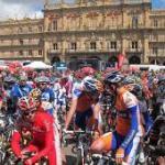 Recorrido Vuelta Ciclista a España Salamanca Septiembre 2018