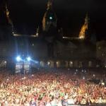 Conciertos Plaza Mayor Ferias y Fiestas Valladolid 2018