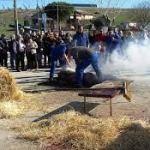 Calendario Fiesta de la Matanza  tradicional Salamanca 2018/19