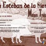 Matanza Típica San Esteban de la Sierra 2019