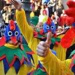 Novedades desfile Carnaval de Bejar 2019