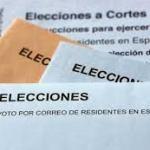 Voto por Correo Elecciones 2019