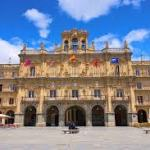 Subidón de temperaturas mes de febrero Salamanca 2019