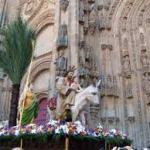 Horario y recorrido la Borriquilla Salamanca 2019